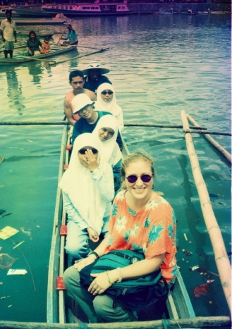 Researching remote marine communities with students in North Sulawesi, Indonesia